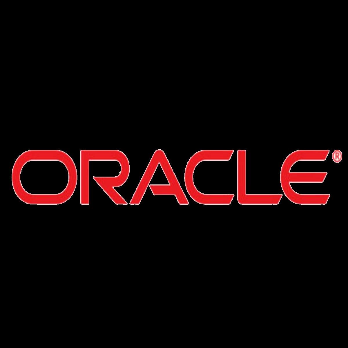 Oracle logo for WordPress